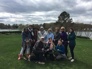 Team at Retreat 2018